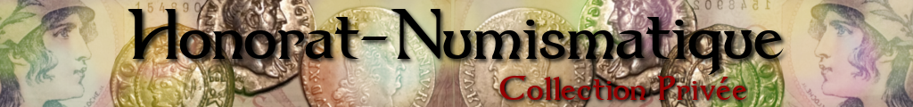 HONORAT  NUMISMATIQUE